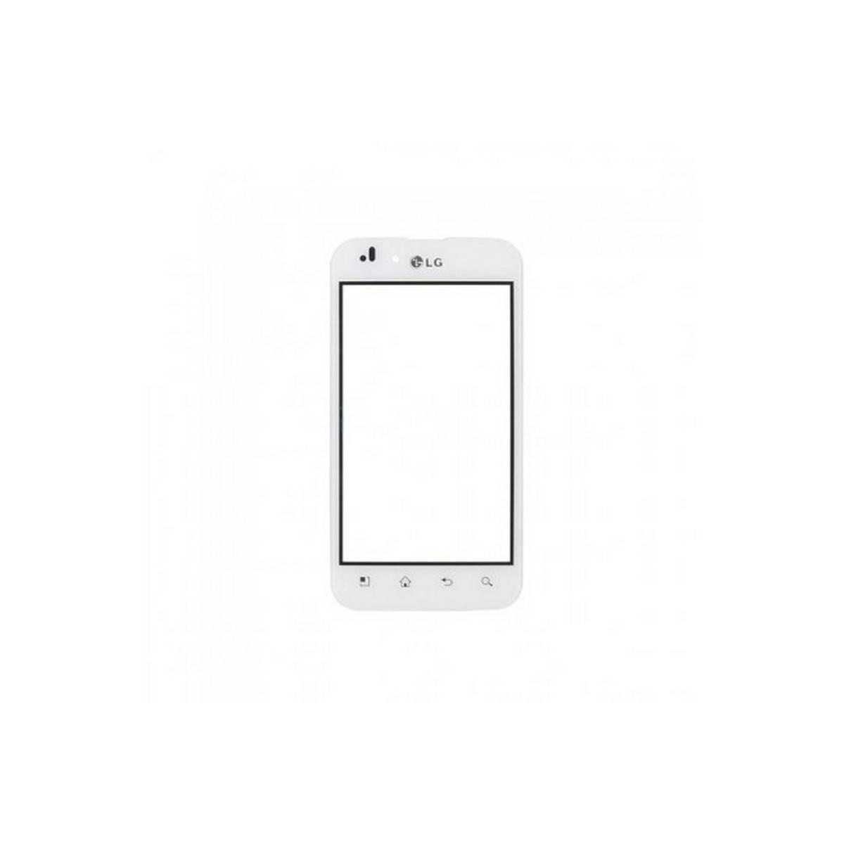 Tactil LG P970 Optimus BlackK branco