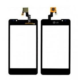 Pantalla tactil de LG P720 Optimus 3D MaX color negro