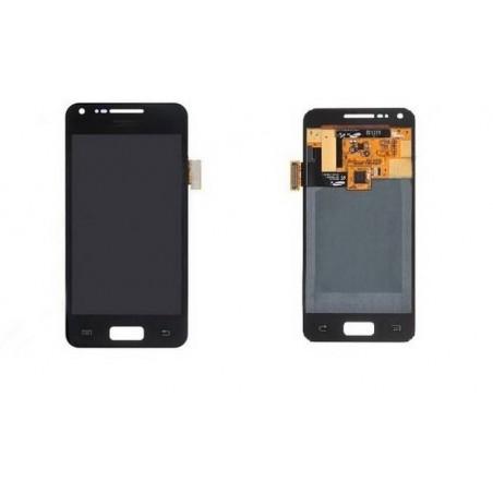 Ecrã tactil digitalizador e lcd display de Samsung Galaxy S Advance I9070 preta