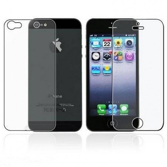 protector de pantalla doble cara iphone 5