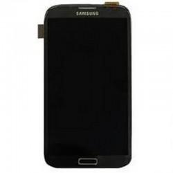 Pantalla Completa negro de Samsung N7000, I9220 Galaxy Note 1
