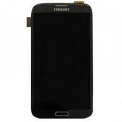 Ecrã Completa preto de Samsung N7000, I9220 Galaxy Note 1
