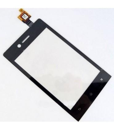tactil preta para Sony Xperia Miro, ST23i