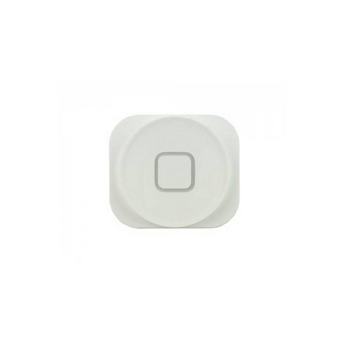 Boton HOME iPhone 5 - Blanco