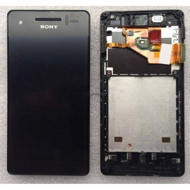 pantalla Xperia V, LT25I negra