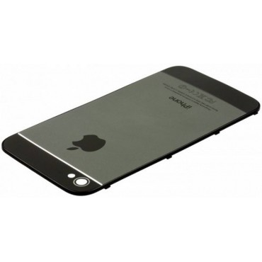 Tapa trasera bateria iPhone 4S (Imitacion iPhone 5) negra
