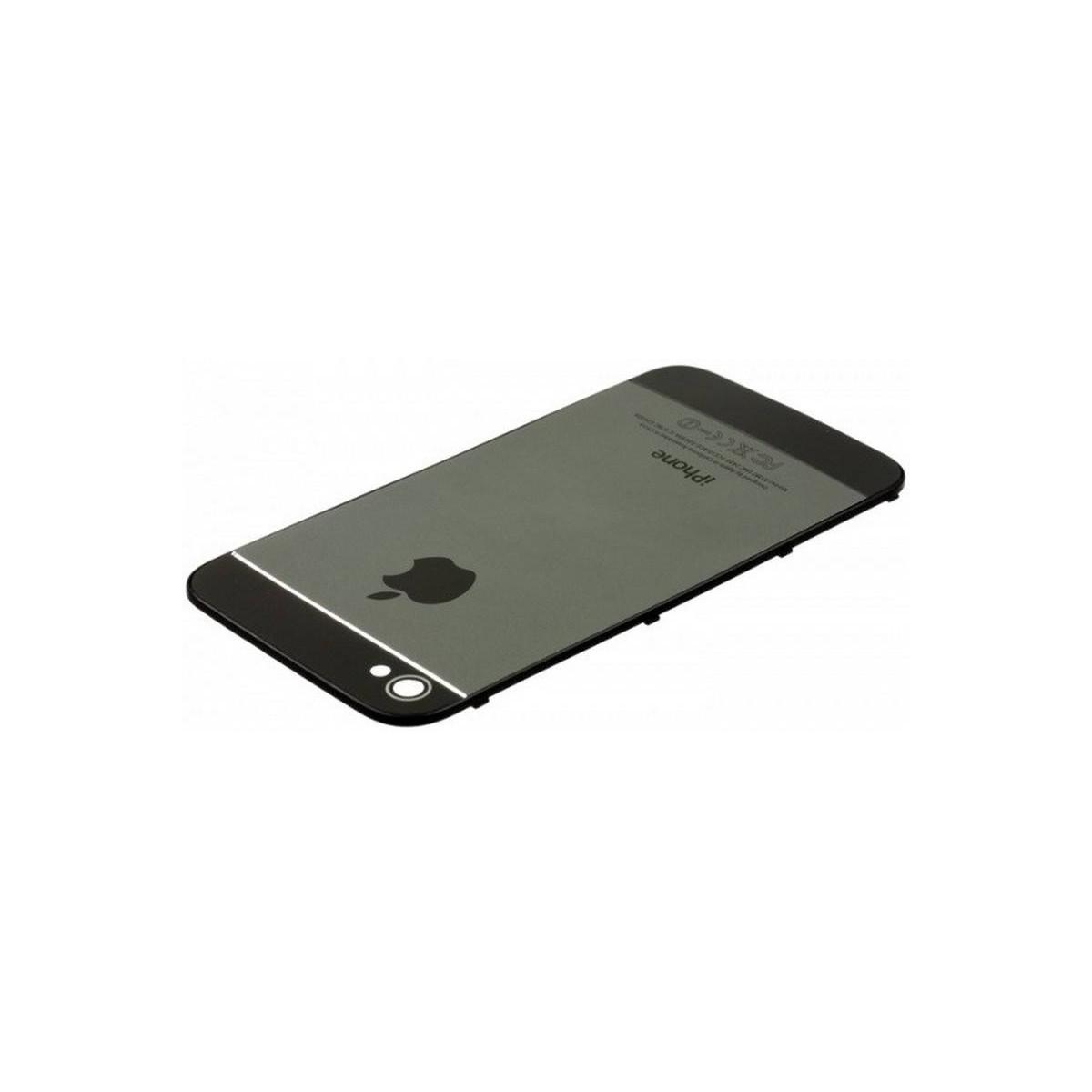 Tapa traseira bateria iPhone 4S (Imitacion iPhone 5) preta