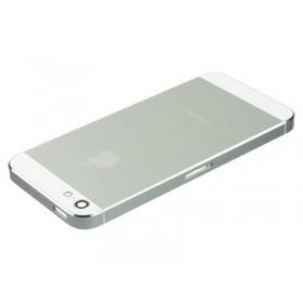 tapa trasera con marco iPhone 5 Blanca