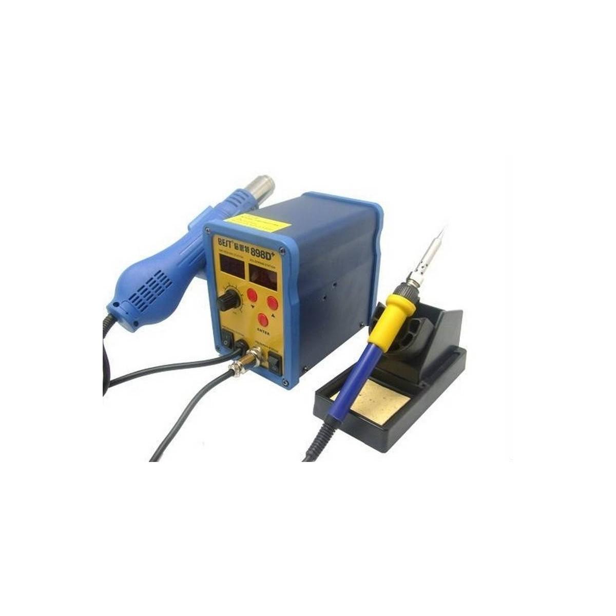 Maquina para soldar de calor marca BEST 898D