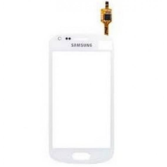Ecrã táctil branca para Samsung Galaxy Trend S7560, Duos S7562