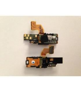 Flex com pulsador de ignição sony xperia ST18i