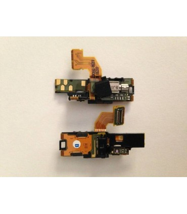 Flex con pulsador de encendido sony xperia ST18i