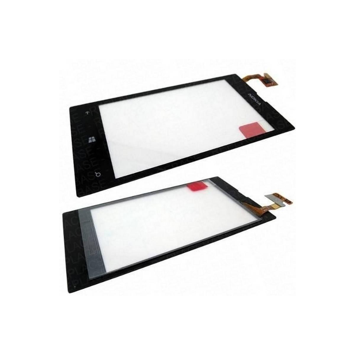 Ecrã tactil cristal digitalizador NOKIA LUMIA 520