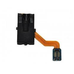 Conector auricular, jack para Samsung Galaxy S4 mini, I9190,I9195