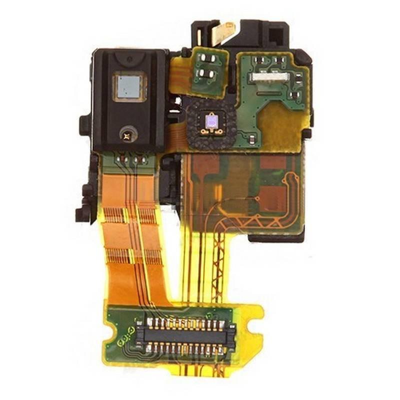 Cable flex de auricular y Sensor Proximidad Xperia Z L36h