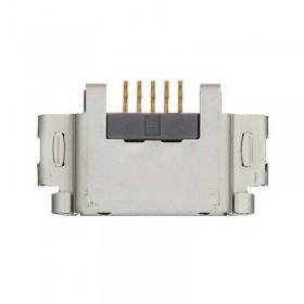 Conector de carga micro usb sony xperia J ST26i