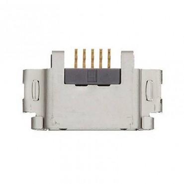 Conector de carrega micro usb sony xperia J ST26i