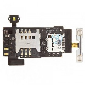 Mas sobre Lector SIM y MicroSD Original LG Optimus L7, P700