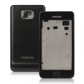 carcasa Samsung Galaxy S2, I9100 negra