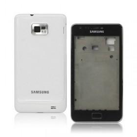 carcaça Samsung Galaxy S2, I9100 BLANCA