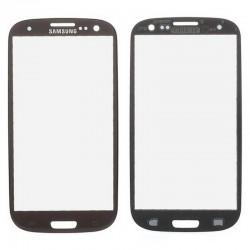 cristal MARRON Samsung GALXY S3 I9300