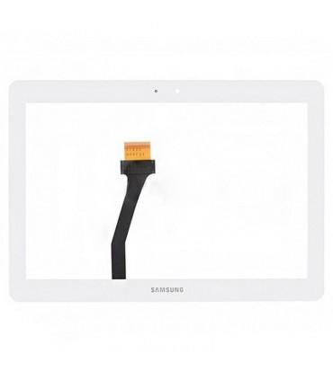 "Pantalla Táctil Samsung Galaxy Tab 2 10.1"" P5100 P5110 N8000 Blanco"