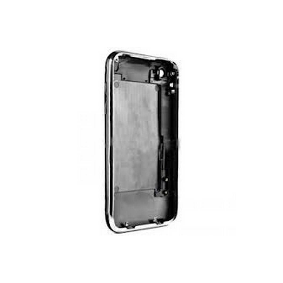 Tapa con marco iphone 3G Negra 8GB
