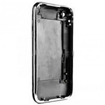 Tapa con marco iphone 3G Negra 16GB