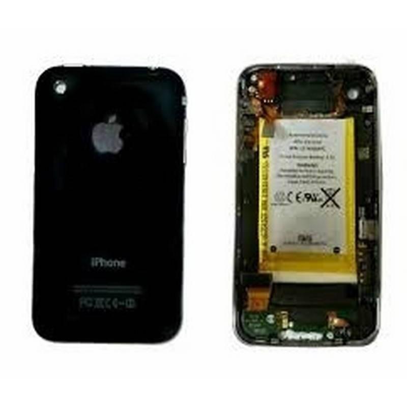 Tapa completa iphone 3G de 16GB  negra