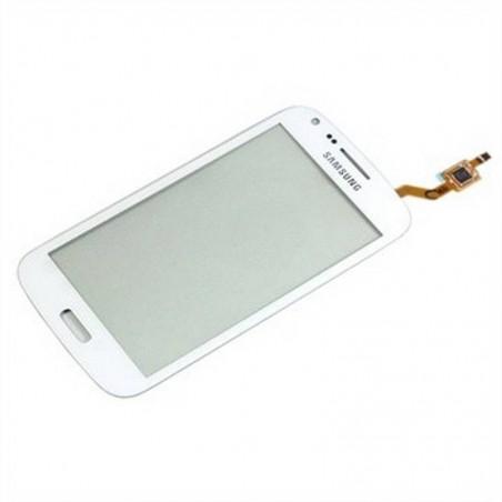 Ecrã tactil digitalizador Samsung Galaxy CORE I8260 branco