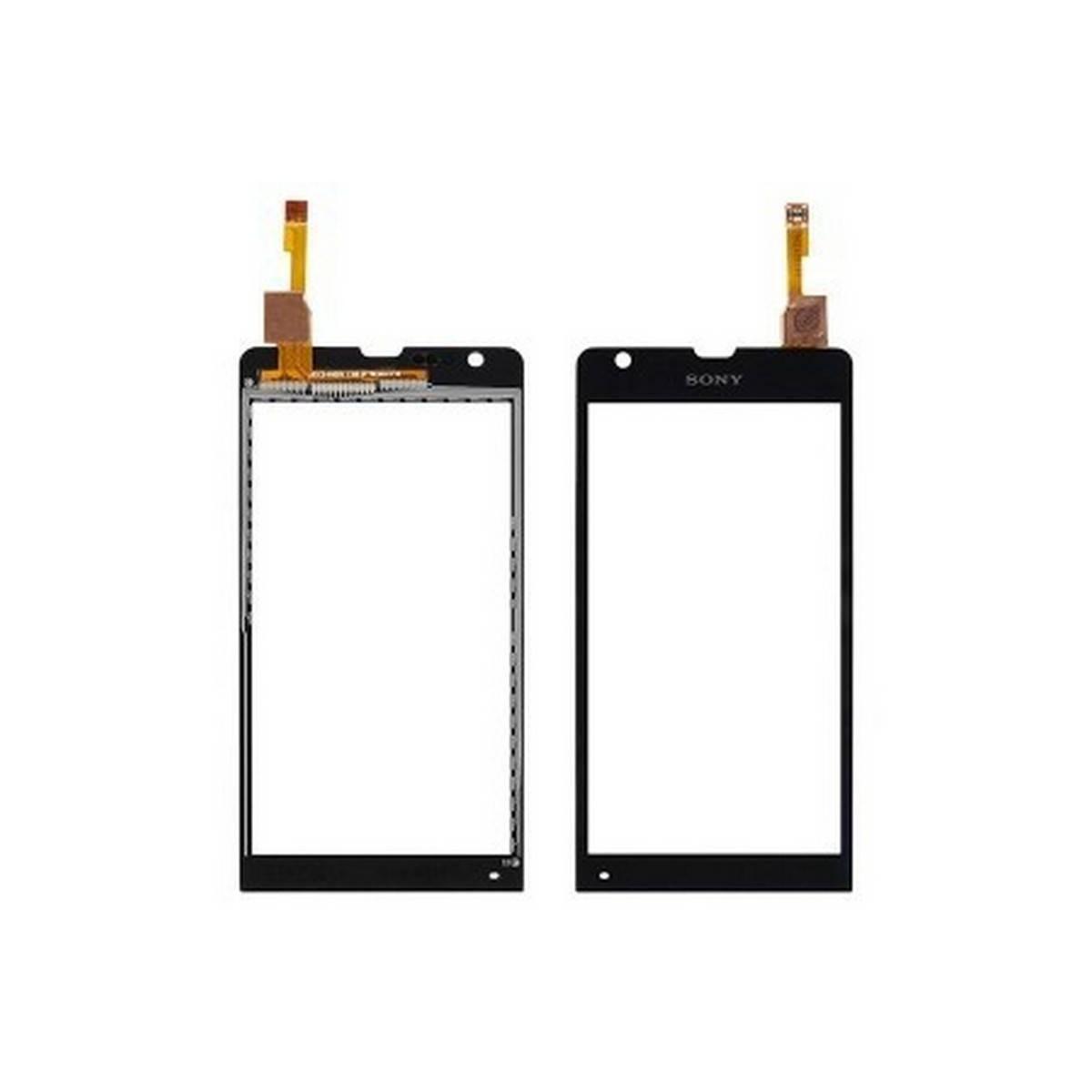 TACTIL Sony Xperia SP M35H, NEGRO