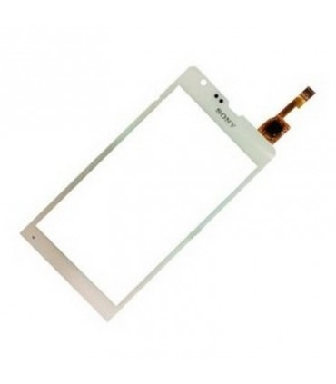 tactil Sony Xperia SP M35H BLANC0