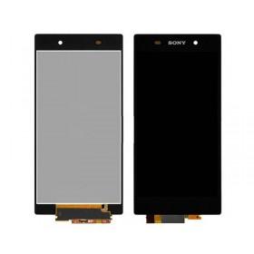 Gehiago buruz pantalla completa tactil + lcd sony xperia z1 L39H