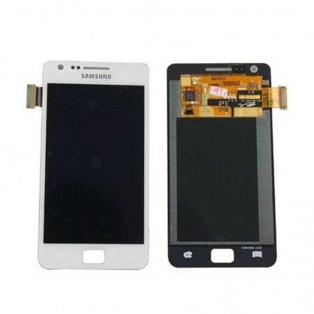 Ecrã Samsung Galaxy I9100, S2 BLANCA