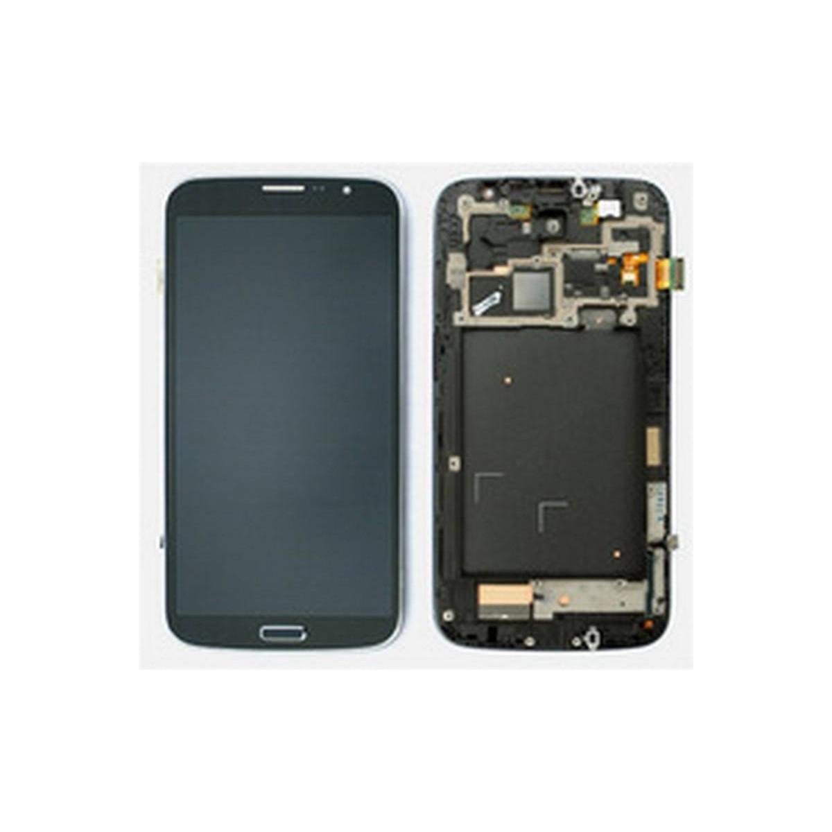 Ecrã completa azul samung galaxy mega 6.3 N9200 N9205