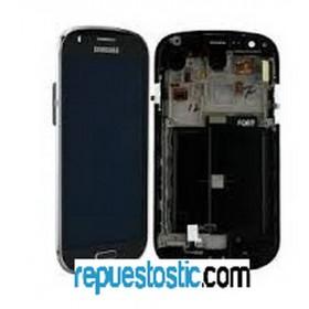 pantalla completa samsung galaxy express i8730 gris