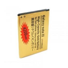 Bateria compatible 4200mAh alta capacidad galaxy Note 2 / N7100