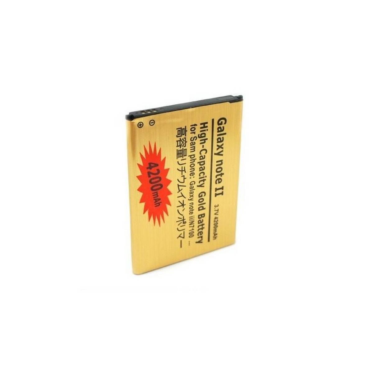 Bateria compativel 4200mAh alta capacidad galaxy Note 2 / N7100