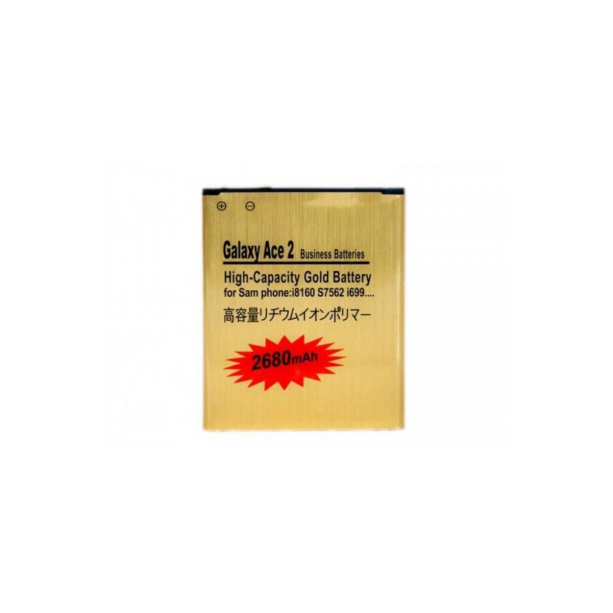 Bateria compatible 2450mAh alta capacidad galaxy Ace 2 I8160