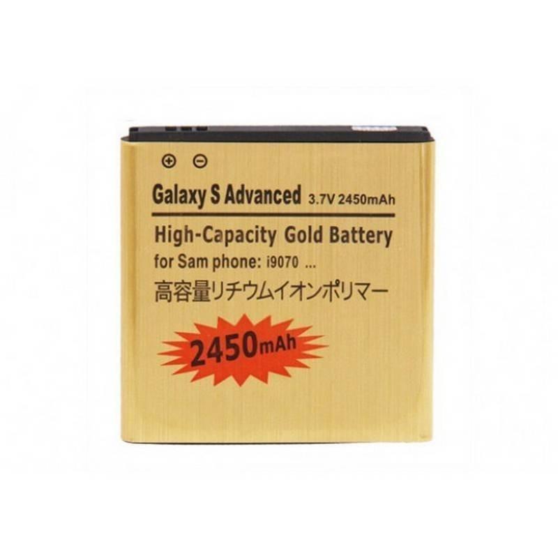Bateria compativel 2450mAh alta capacidad samsung galaxy S Advance i9070