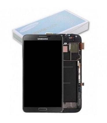 Ecrã LCD para Samsung Galaxy Note 3 N9005 Cinza ORIGINAL