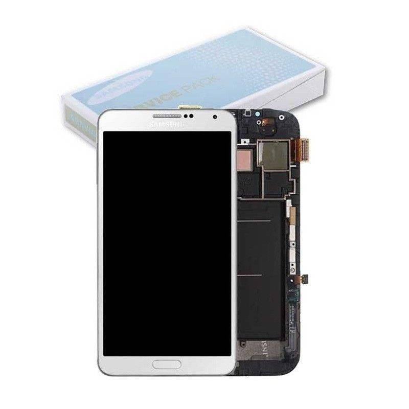 CARCASA FRONTAL & PANTALLA LCD PARA SAMSUNG GALAXY NOTE 3 N9005