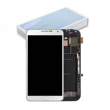 Ecrã Completa Samsung Galaxy Note 3 branca ORIGINAL