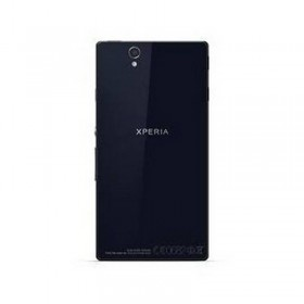 Tapa Carcasa trasera para Sony Xperia Z C6603 C6602 negra