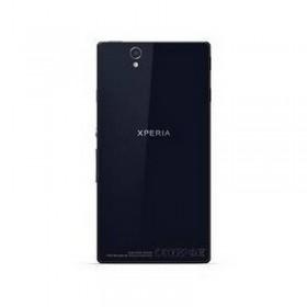 Tapa Carcaça traseira para Sony Xperia Z C6603 C6602 preta