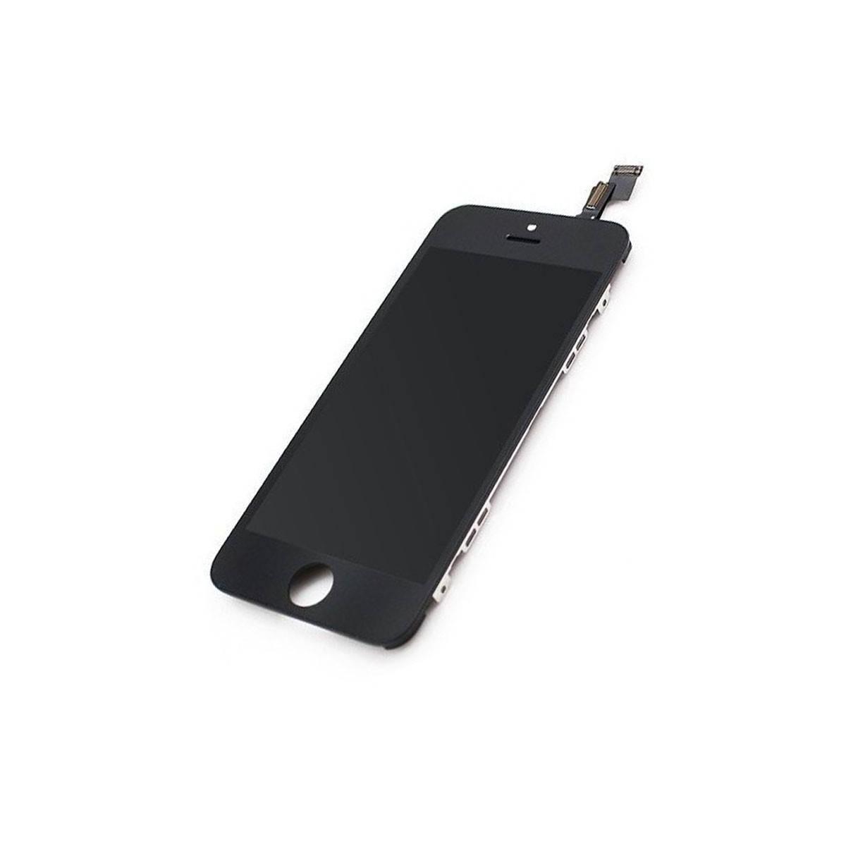 Pantalla completa iPhone 5s en color negra