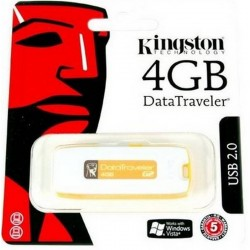USB DRIVE 4GB KINGSTON