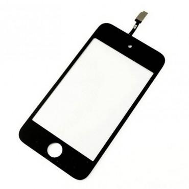 cristal tactil digitalizador para ipod touch 4 generacio em cor preto