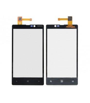 tactil Nokia Lumia 820 PRETO