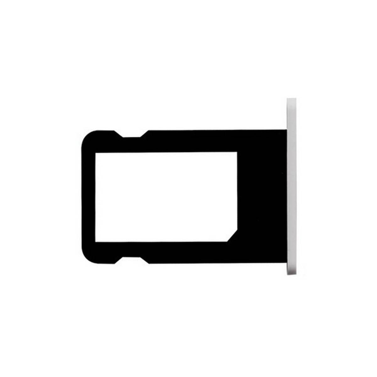 porta sim iphone 5c blanca